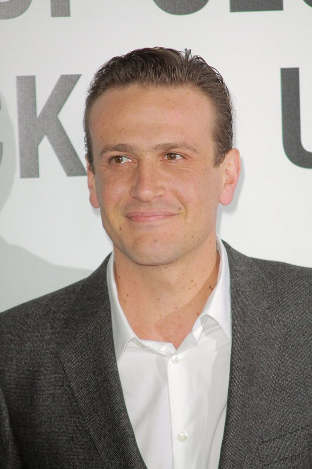 Jason Segel This is 40 Los Angeles Premiere