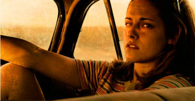 Kristen Stewart On The Road Foto