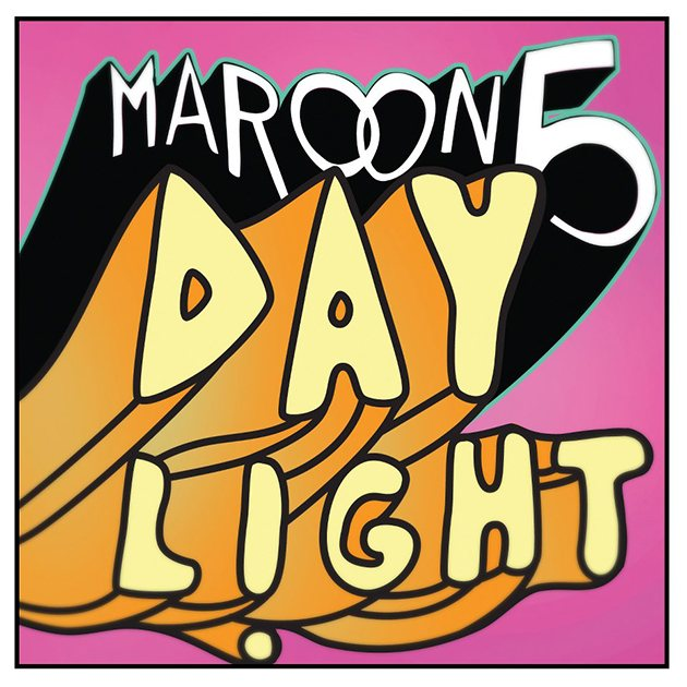 Maroon-5-Daylight-Cover