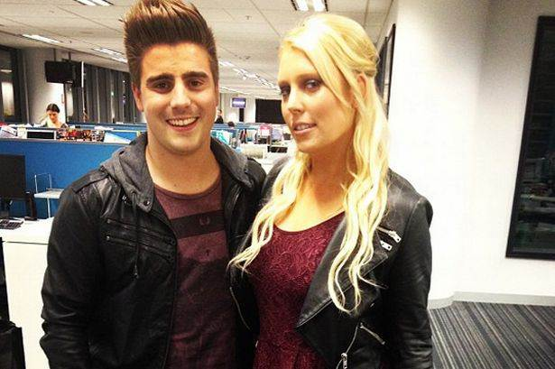 Mel Grieg und Michael Christian 2Day FM
