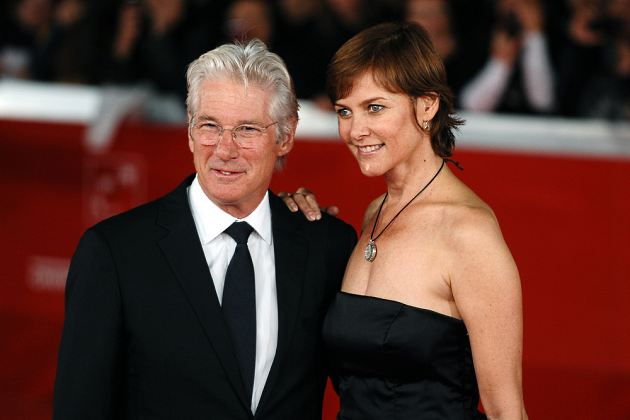 Richard-Gere-and-Carey-Lowell-Rom-Film-Festival-2012