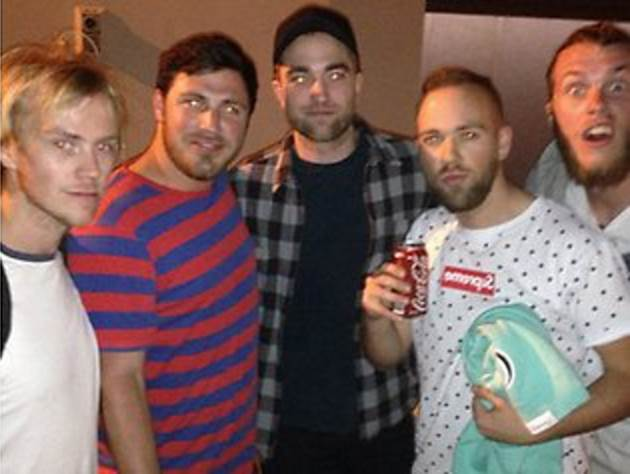 Robert-Pattinson-Big-Day-Out-Festival-Adelaide