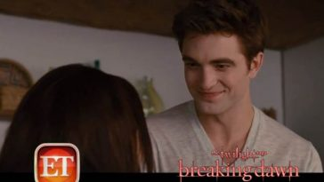 Robert Pattinson Kristen Stewart Breaking Dawn 1 Deleted Honeymoon Szene