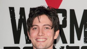 Warm Bodies Premiere Los Angeles Jackson Rathbone