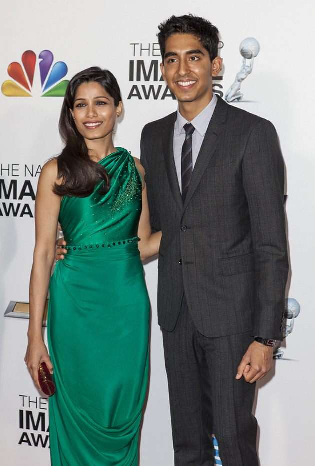 NAACP-Awards-2013-Freida-Pinto-Dev-Patel