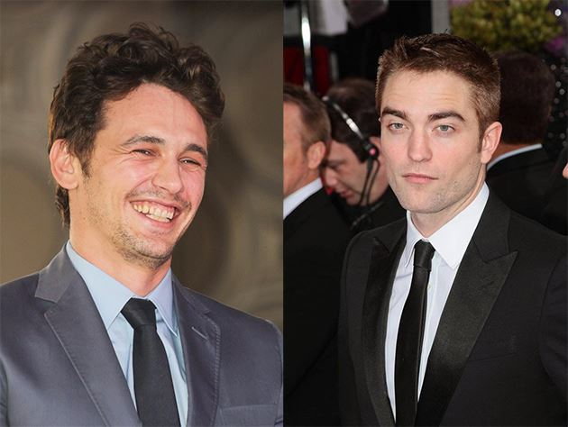 James-Franco-Robert-Pattinson