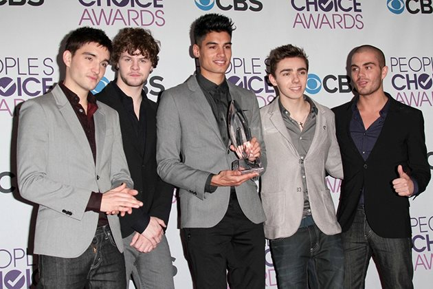 The-Wanted-Peoples-Choice-Awards