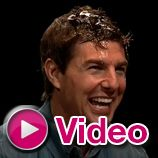 Tom Cruise: Ei-Attacke bei Jimmy Fallon