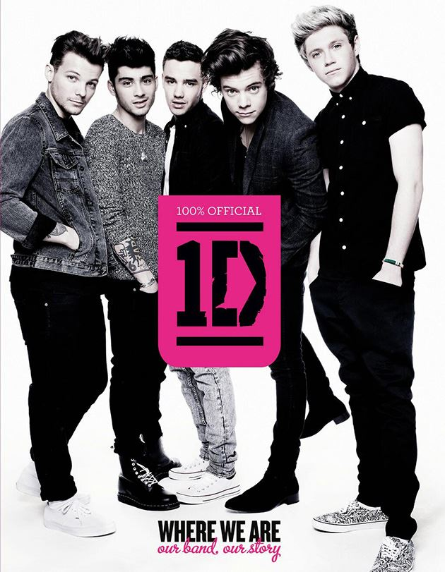 One-Direction-Where-We-Are-Buch-Cover