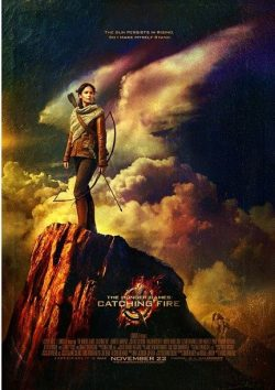 The-Hunger-Games-Catching-Fire-Poster-Mai-2013-e1368552863246-250x354