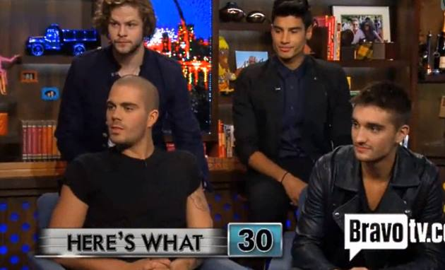 The-Wanted-Watch-What-Happens-Live