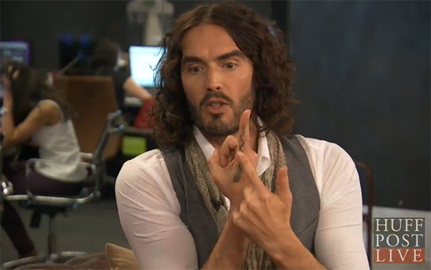 Russell-Brand-HuffPost-Chat
