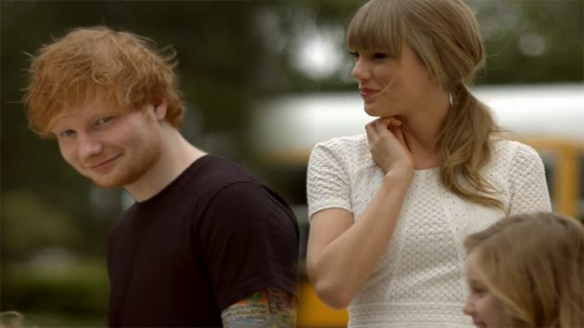Taylor-Swift-Ed-Sheeran-Everything-Has-Changed-Musikvideo