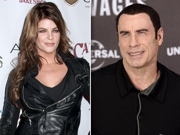 Kirstie Alley und John Travolta: Reunion in TV Show ...