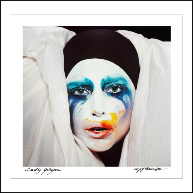 Lady Gaga Applaus Single Cover Lady Gaga   Applause Musikvideo
