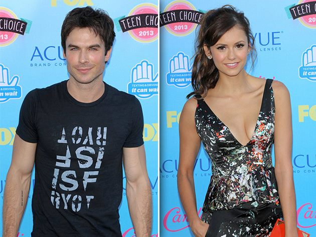 Ian-Somerhalder-Nina-Dobrev-Teen-Choice-Awards-2013