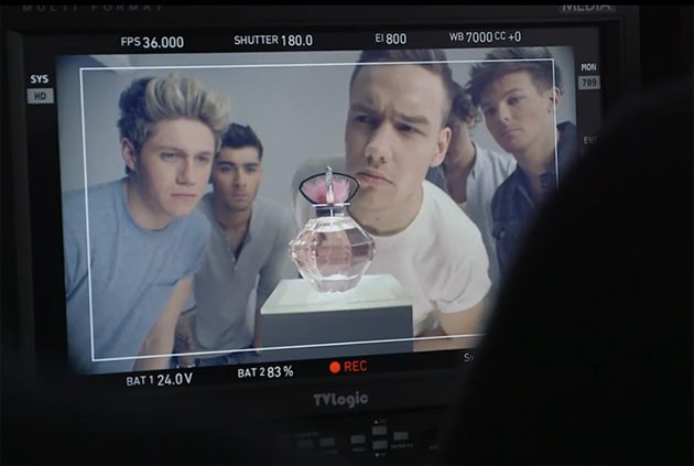 One-Direction-Our-Moment-Werbedreh