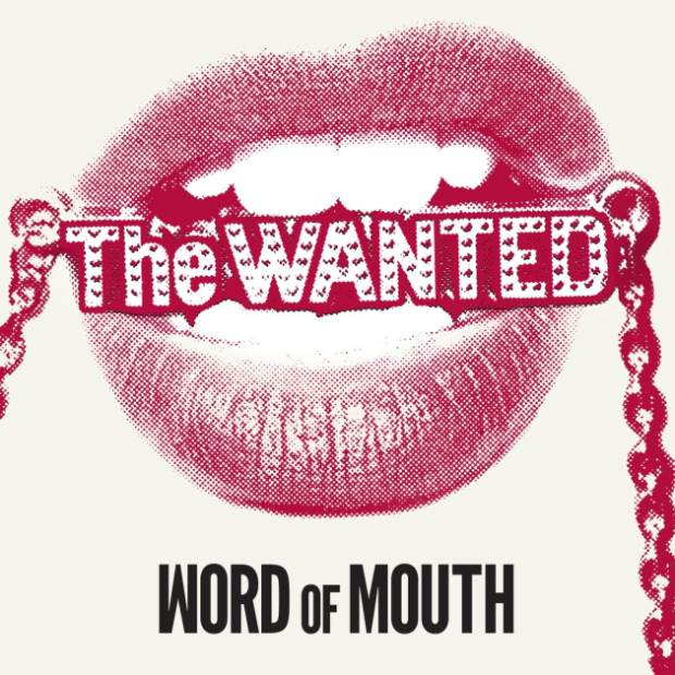 The-Wanted-Word-Of-Mouth-Cover
