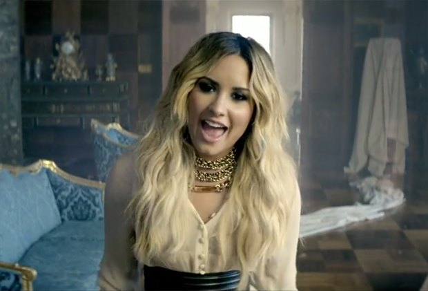 Demi Lovato Let It Go Musikvideo Foto