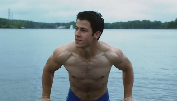 Nick Jonas Careful What You Wish For Teaser Foto