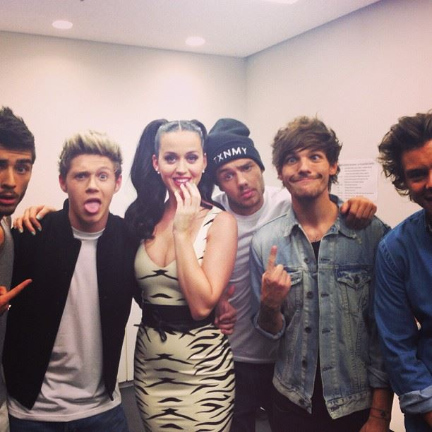 One Direction Katy Perry Tokio Katy Perry & Niall Horan: Fake Verlobung bei Instagram