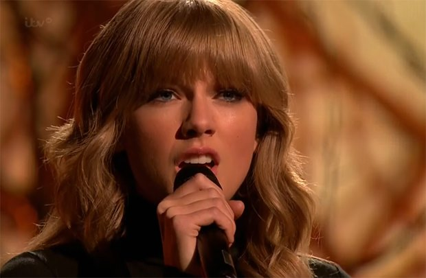 Taylor-Swift-The-Last-Time-X-Factor