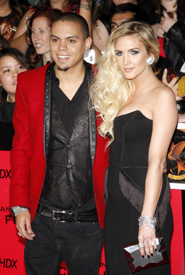 The-Hunger-Games-Catching-Fire-Premiere-LA-Ashlee-Simpson-2