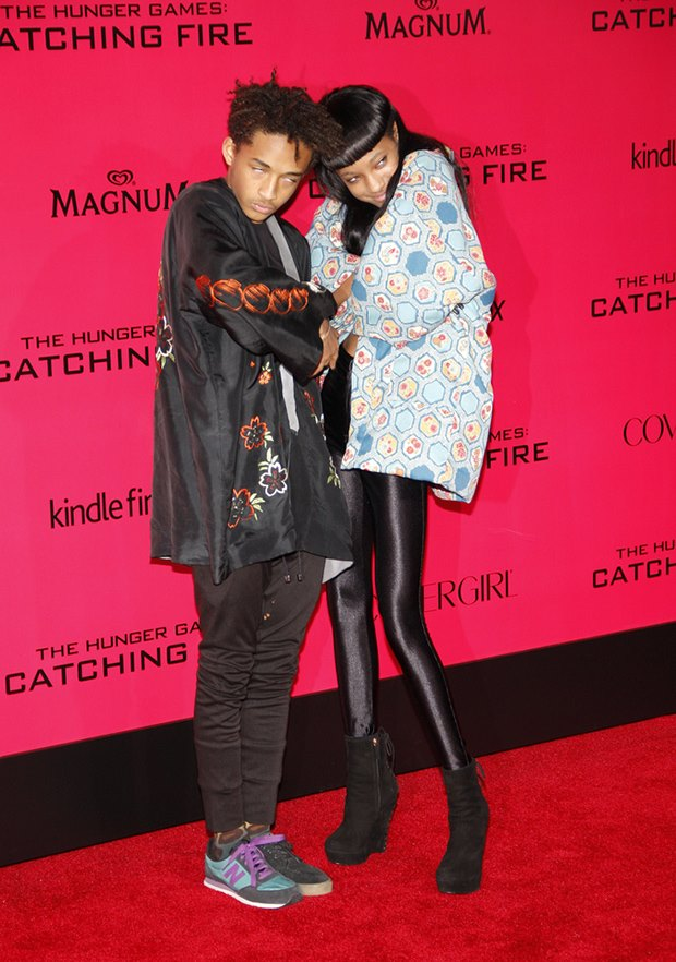The-Hunger-Games-Catching-Fire-Premiere-LA-Willow-Jaden-Smith-2