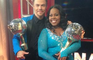 amber-riley-derek-hough-dancing-with-the-stars-vorschau