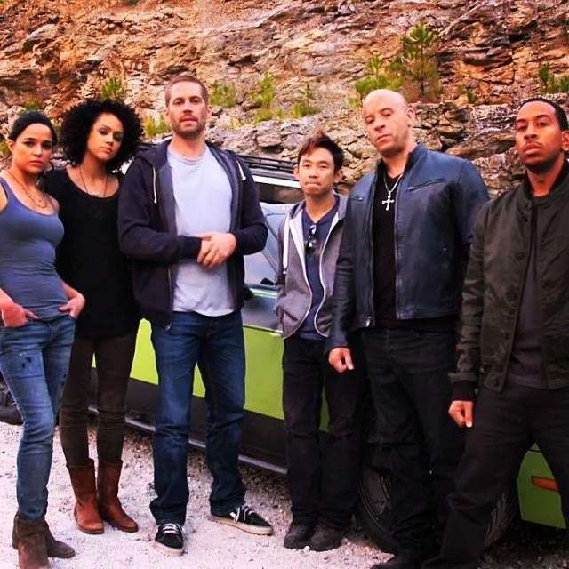 Paul-Walker-Vin-Diesel-Fast-Furious-7-Set-Instagram