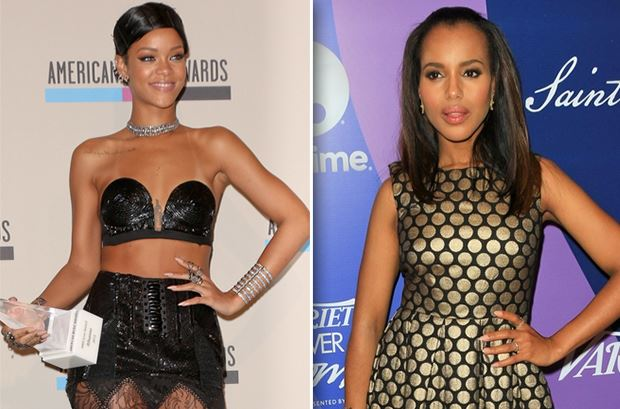 Vogue-Best-Dressed-2013-Rihanna-Kerry-Washington