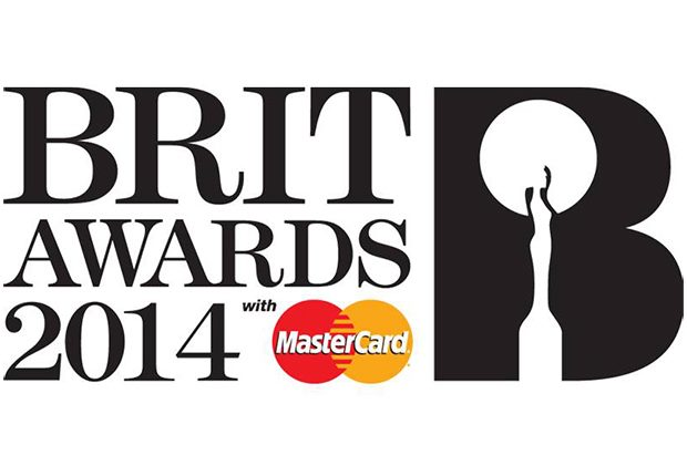 Brit Awards 2014 Logo Foto