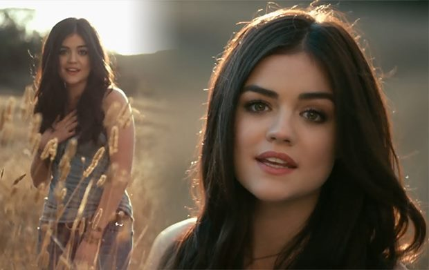 Lucy-Hale-You-Sound-Good-to-Me-Musikvideo