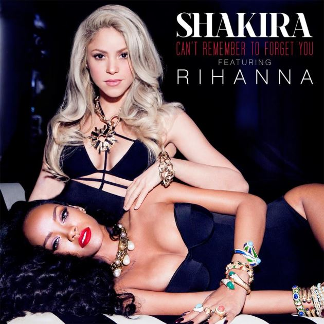 Rihanna-Shakira-Cant-Remember-to-Forget-You-Single-Cover