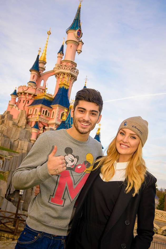 Zayn-Malik-Perrie-Edwards-Disneyland-Paris
