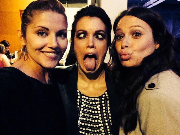 Scandal-Wrap-Party-Staffel-3-Katie-Lowes-Bellamy-Young-2