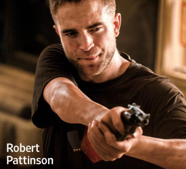 Robert Pattinson The Rover Still Waffe