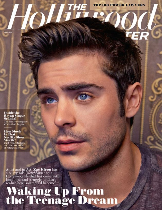 Zac-Efron-Hollywood-Reporter-Cover
