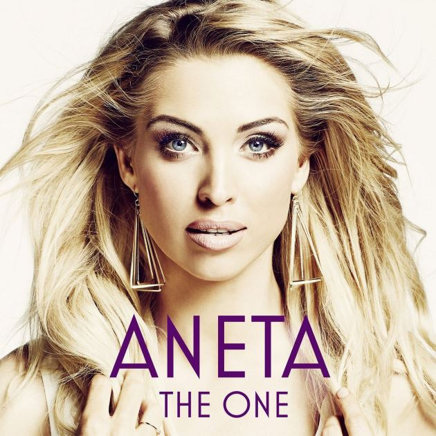 Aneta-Sablik-The-One-Album-Cover