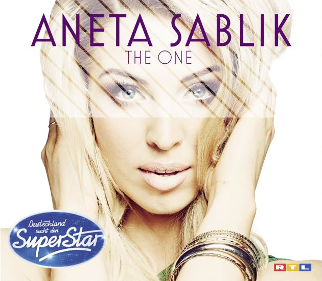 Aneta-Sablik-The-One-Cover
