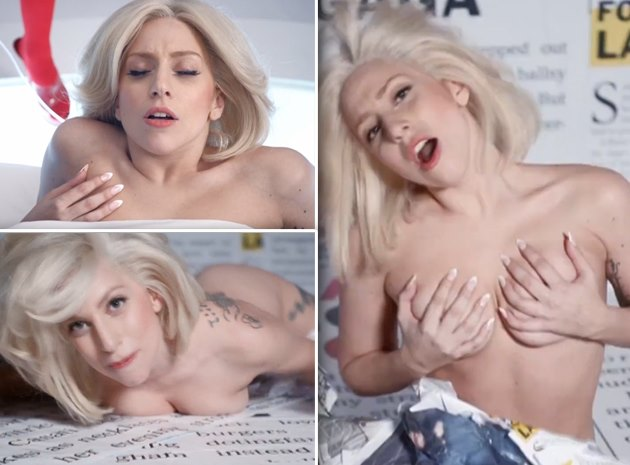 Lady-Gaga-Do-What-You-Want-Musikvideo