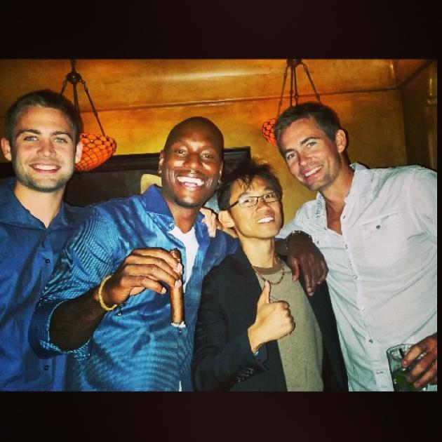 Caleb-Cody-Walker-Tyrese-Fast-Furious-7-Wrap-Party