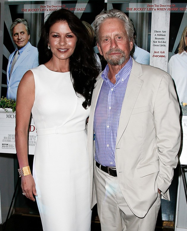 Michael-Douglas-Catherine-Zeta-Jones-And-So-It-Goes-Premiere