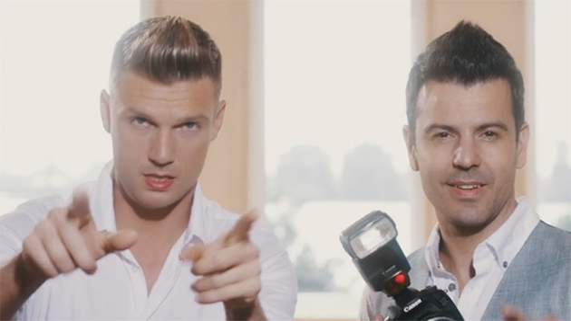 Nick-Knight-One-More-Time-Musikvideo-Nick-Carter-Jordan-Knight