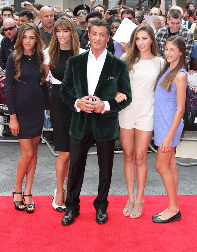 Sylvester-Stallone-The-Expendables-3-Premiere-London-2