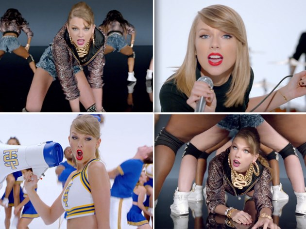Taylor-Swift-Shake-it-Off-Musikvideo