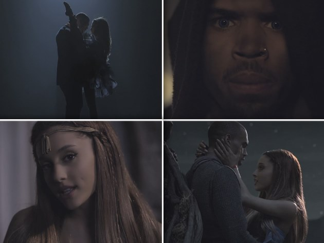 Chris-Brown-Ariana-Grande-Dont-be-gone-too-long