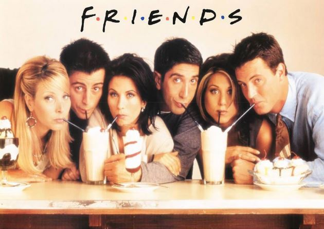 Friends-Poster