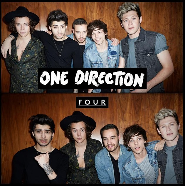 "One Direction - ""Four"" Cover"