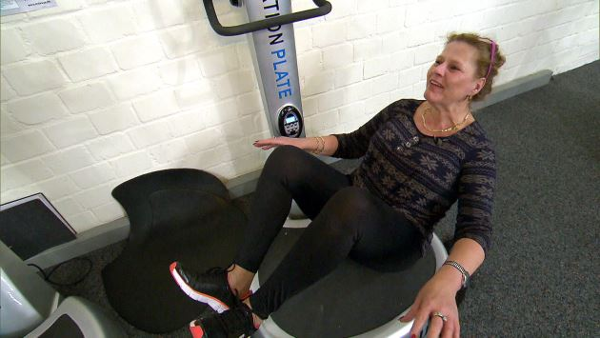 Silvia-Wollny-Fitnessstudio